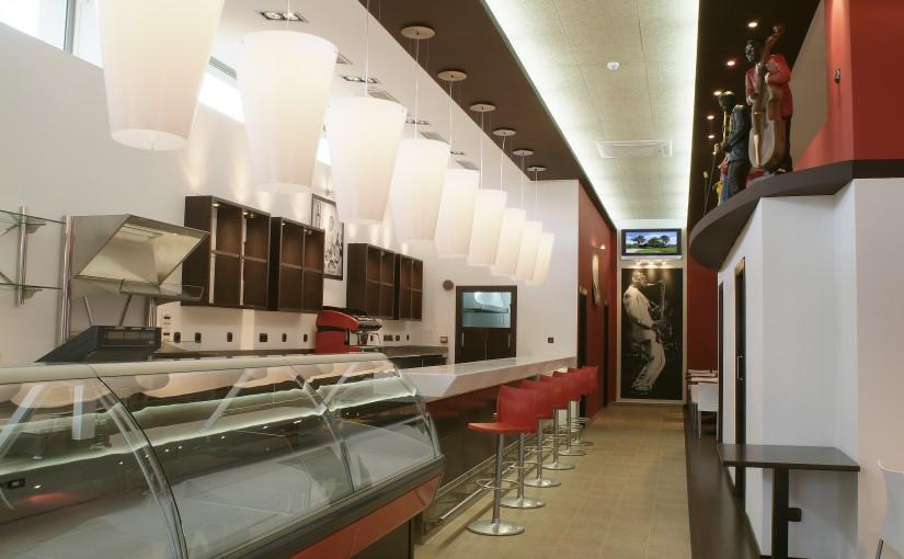 Mobiliario y maquinaria para bares y establecimientos de hostelería