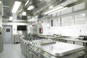 cocina industrial proyectada por TECNIFRISA, S.A.