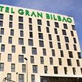 El Hotel Gran Bilbao, uno de nuestros clientes.